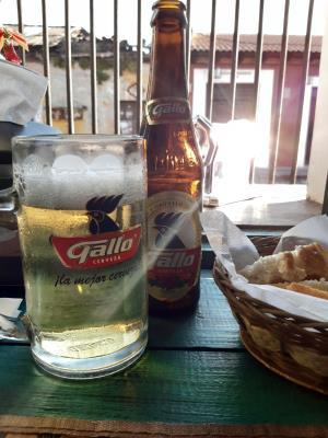 Aangezien dit biermerk hier zo'n beetje het hele kerstfeest en -versiering sponsort, zal dit niet de laatste Gallo zijn.