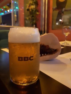Het semi-locale biertje van de Bogota Beer Company.